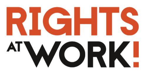 logo rights at work