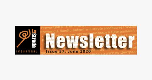 newsletter la strada international