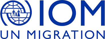IOM and UN migration logo