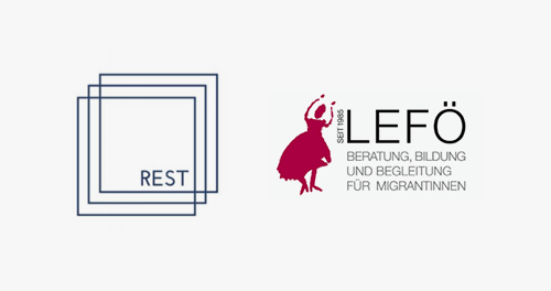 logo's of rest and lefo