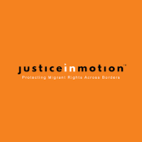 logo justice in motion