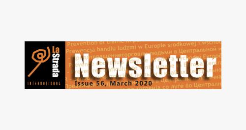 newsletter issue 56 la strada international