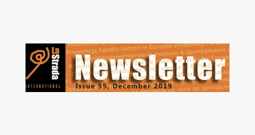 newsletter 55 la strada international