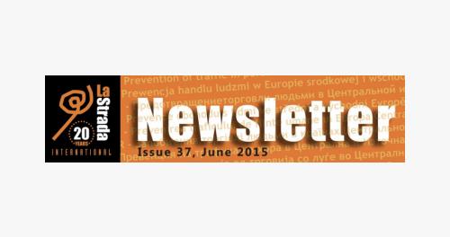 newsletter 37 la strada international