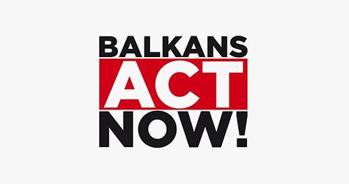 logo Balkans act now