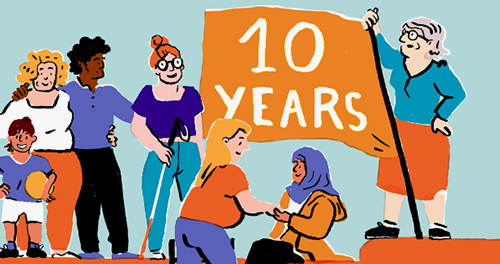 10th anniversary CoE Convention on Violence against women