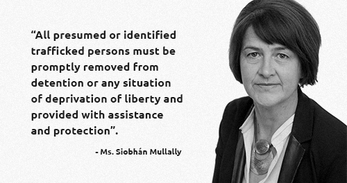 Quote Ms. Siobhán Mullally