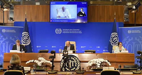 ILO conference