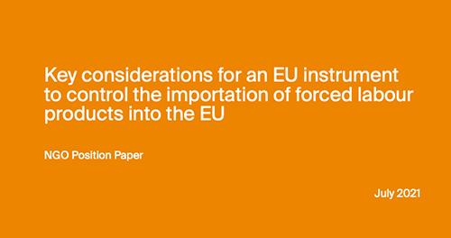 EU instruments paper