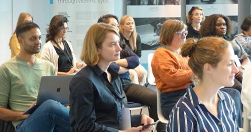 NGO Platform in Amsterdam