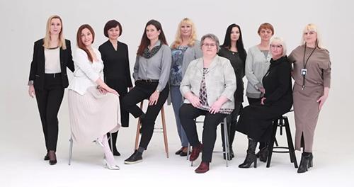 Gender Perspectives team